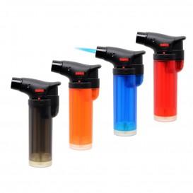 ATOMIC - Επιτραπέζιος Αναπτήρας - Φλόγιστρο torch σε 4 χρώματα