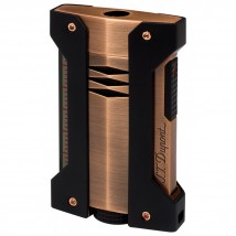 S.T. DUPONT - Defi Extreme Vintage Lighter Jet Brushed Copper (021407)