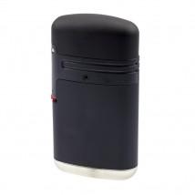 EASY TORCH - Black Double Jet Lighter