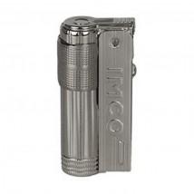 IMCO - Super/Triplex Oil Chrome Nickel Logo Lighter 1800022