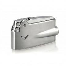 RONSON - Varaflame Silver V Lighter (RTL2004)