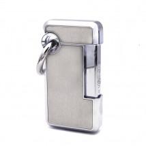 S.T. DUPONT - Hooked Lighter ARGENT-O (032005)