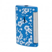 S.T. DUPONT - Minijet Hawaii Blue Lighter (010534)