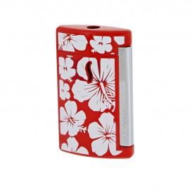 S.T. DUPONT - Minijet Hawaii Red Lighter (010535)