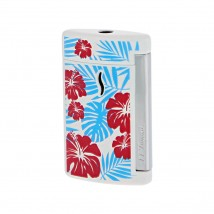 S.T. DUPONT - Minijet Hawaii White Lighter (010533)