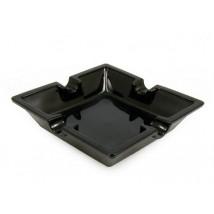 Black Ceramic Cigar Ashtray (424000)