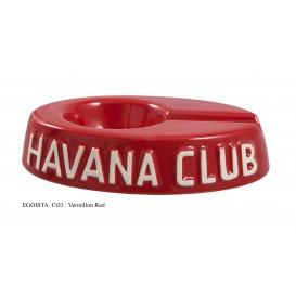 HAVANA CLUB - El Egoista Κεραμικό Σταχτοδοχείο Πούρου σε διάφορα Χρώματα