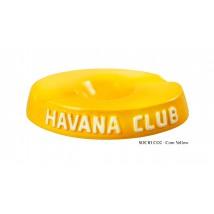 HAVANA CLUB - El Socio Double Ceramic Cigar Ashtray in Different Colours