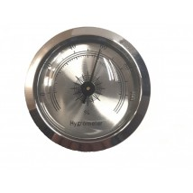 Silver Analog Hygrometer (4618-S)