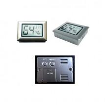 Υγρασιόμετρο - Θερμόμετρο Ψηφιακό Μικρό