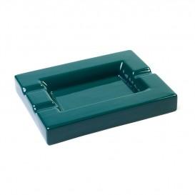 SAVINELLI - Green Ceramic Cigar Ashtray For 3 Cigars (1079)