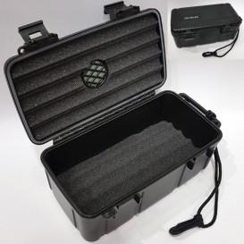 SIKARLAN - Travel / Portable Humidor for 10 Cigars (CB-309)