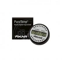 XIKAR - Digital Round Hygrometer  (832XI )