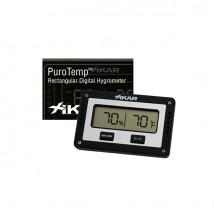 XIKAR -Digital Rectangular Hygrometer  (833XI )