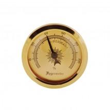 Gold Analog Hygrometer (4618)