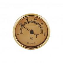 Bronze Analog Hygrometer  (7425)