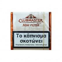 CLUBMASTER - White Mini Filter 20'