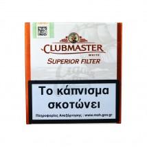 CLUBMASTER - White Superior Filter 10'