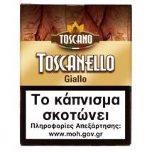 TOSCANELLO - Giallo (Vaniglia) Πουράκια