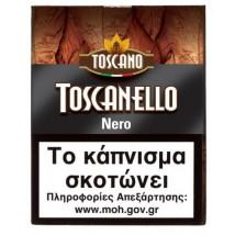 TOSCANELLO - NERO (Cioccolato) Πουράκια