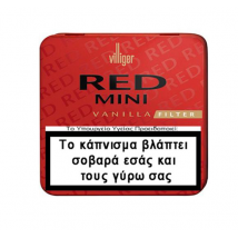 VILLIGER - Red Mini Vanilla Filter