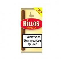 VILLIGER - Rillos Blond (Vanilla) 5's