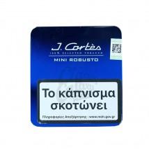 J. CORTES  - Mini Robusto 5'