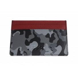 ZIPPO - Leather Credit Card Holder Camo Grey (2006056)