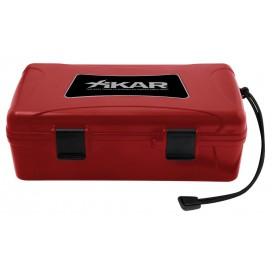 XIKAR - Xi 10 Travel Humidor for 10 Cigars (210XI)