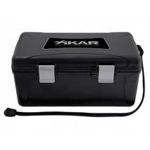 XIKAR - Xi 15 Travel Humidor for 15 Cigars (215XI)