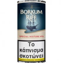 BORKUM RIFF - Special Mixture No8 Pipe Tobacco 40gr