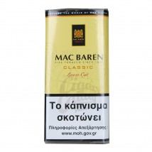MAC BAREN - Classic (Vanilla Cream) Pipe Tobacco 40gr