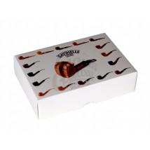 SAVINELLI - Balsa System Pipe Filters 9mm 200 pcs (1876)