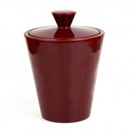 SAVINELLI - Bordeau Ceramic Pipe Tobacco Vase (V1025)