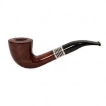 FALLION - Model 56 Smooth Tobacco Pipe Hygrocool