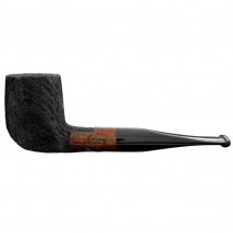 MOLINA - Beginner Set Sandblast Straight Tobacco Pipe