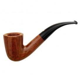 SAVINELLI - Punto Oro 611KS Brown Smooth Tobacco Pipe