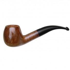 SAVINELLI - Punto Oro 626 Brown Smooth Tobacco Pipe