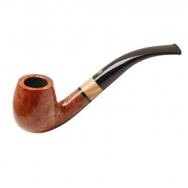 SAVINELLI - Sun Set 602 Brown Smooth Tobacco Pipe