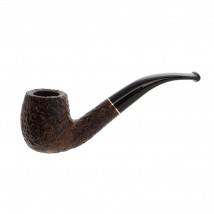 SAVINELLI - Tre 601 Brown Rustic Tobacco Pipe