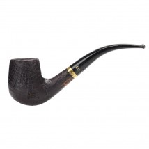 STANWELL - De Luxe 246 Rustic Dark Brown Tobacco Pipe