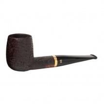STANWELL - De Luxe Black Sandblasted 88/9 Tobacco Pipe