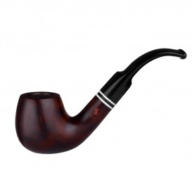 ANGELO - Capri Brown Tobacco Pipe 300502