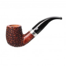 CHACOM - Festival 41 Rustic Brown Tobacco Pipe