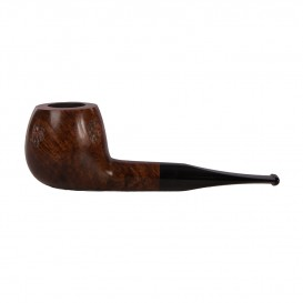 FARO - Smooth Brown Straight Tobacco Pipe