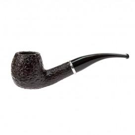 SAVINELLI - Arcobaleno Rustic Brown Tobacco Pipe (626)