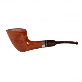 SAVINELLI - Bacco 904KS Brown Smooth Tobacco Pipe