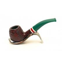 SAVINELLI - St Nicholas 2018 Rustica 626 Tobacco Pipe