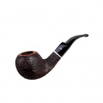 STANWELL - Relief Black Model 15/9 Tobacco Pipe