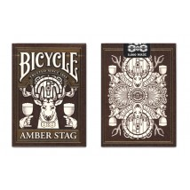 BICYCLE - Amber Stag Τράπουλα